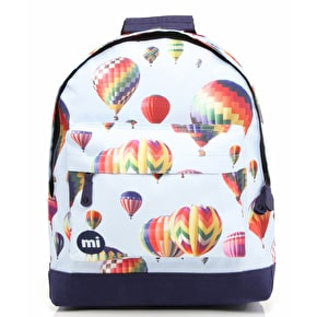 B-Stock Mi-Pac Backpack - Mini Air Balloons Rainbow (slightly soiled)