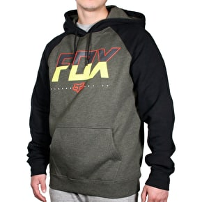 Fox Katch Hoodie - Heather Grey