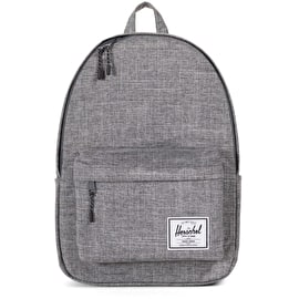 Herschel Classic X-Large Backpack - Raven Crosshatch