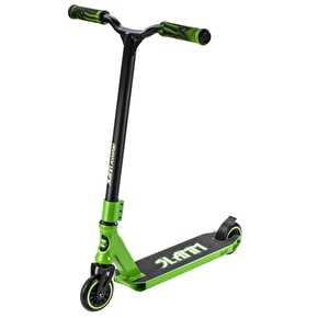 B-Stock Slamm Tantrum VI Complete Scooter - Green (Cosmetic Damage)