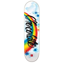 Chocolate Skiduls Rainbow - Kenny Anderson Skateboard Deck 8.125