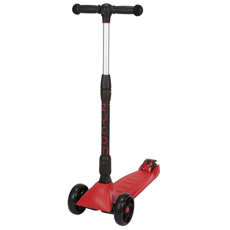 Zycom Zinger 3 Wheel Cruiser Scooter - Red/Black