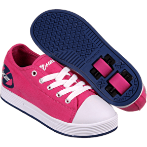 B-Stock Heelys X2 Fresh - Fuchsia/Navy - UK 2 (Box Damage)