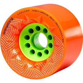 Orangatang Caguama Longboard Wheels - 85mm (Pack of 4)