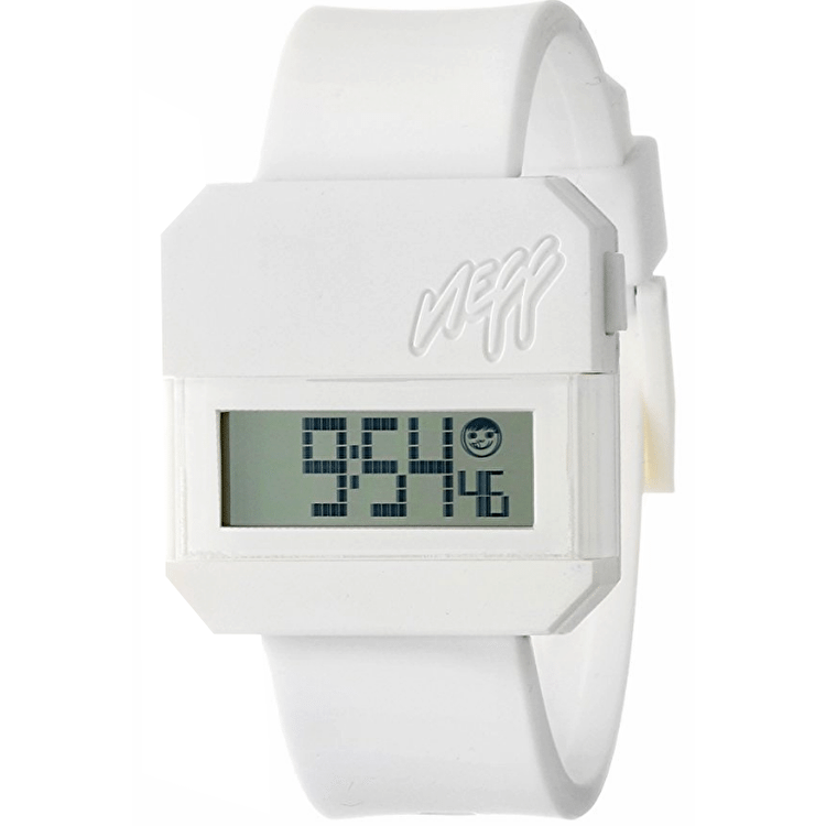 Neff Digi Watch - White