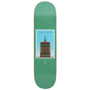Alien Workshop Guevara San Jose Pro Skateboard Deck - 8.25