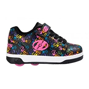 Heelys X2 Dual Up - Black/Multi/Hands
