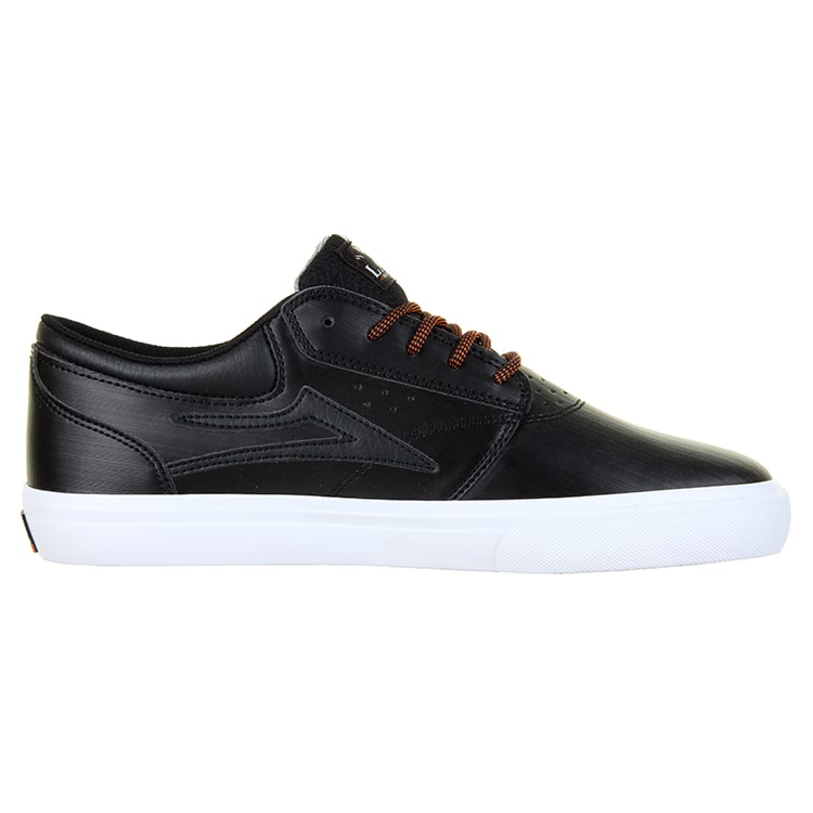 Lakai Griffin WT Skate Shoes - Black Synthetic