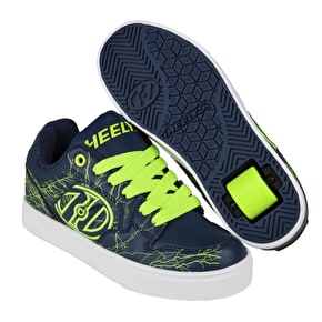Heelys Motion Plus - Navy/Bright Yellow/Electricity