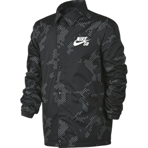 Nike SB Assistant Coaches Jacket - Black/Anthracite/White