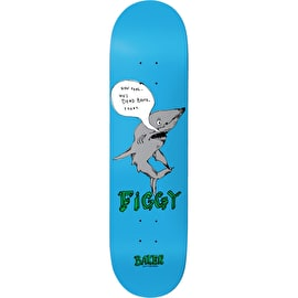 Baker Fish Talk Figgy Skateboard Deck - 8.475