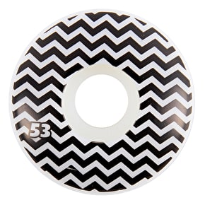 Habitat x Twin Peaks Chocolate Sprinkles Skateboard Wheels - 53mm
