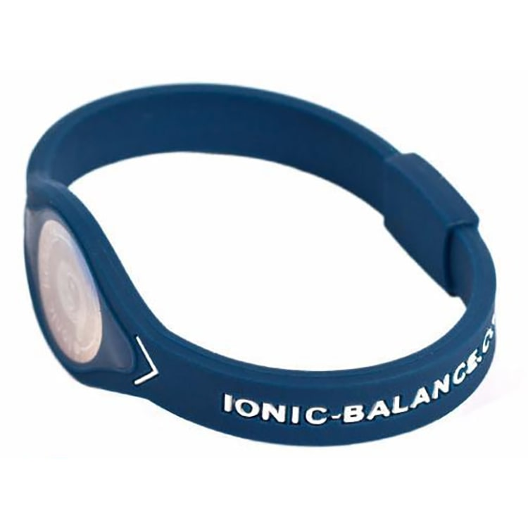 Team Ionic Band Blue and White