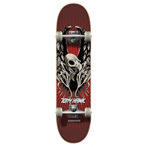 Birdhouse Complete Skateboard - Wings Red 8