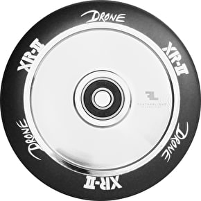 Drone XR-2 110mm Scooter Wheel - Chrome