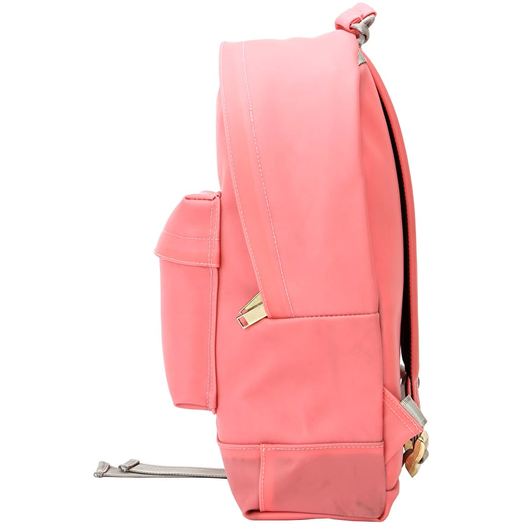 Mi-Pac Rubber Backpack - Coral