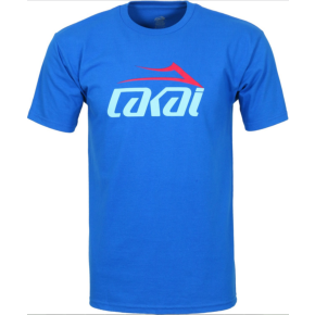 Lakai Tonal T-Shirt - Royal Blue