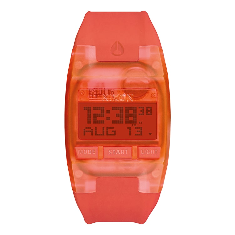 Nixon Comp S Watch - All Bright Coral