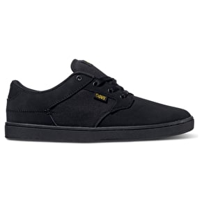 DVS  Quentin Shoes - Black/Gold