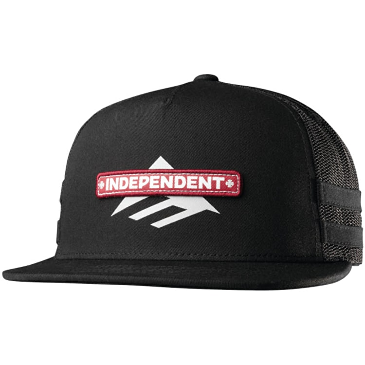 Emerica x Indy Trucker Cap - Black