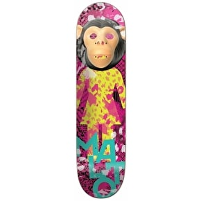Girl Skateboard Deck - Candy Flip Malto 8.125