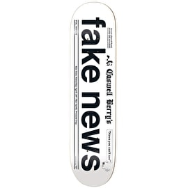 Enjoi Fake News Berry Skateboard Deck 8