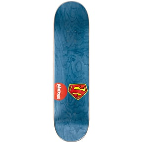 Almost Sketchy Superman R7 Skateboard Deck - Mullen 8