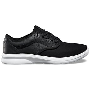 Vans ISO 2 Shoes - (Wool) Black/White