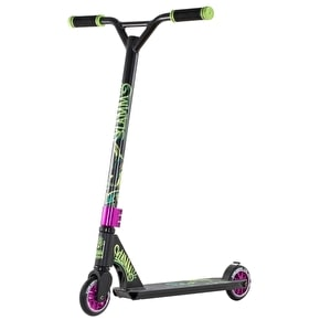 Slamm Mischief II Rebel Complete Scooter - Purple