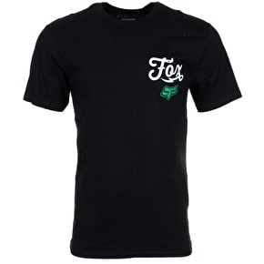Fox Dirtquake SS Tee Black