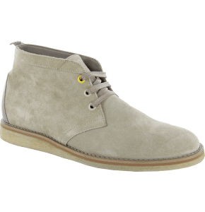 WeSC Designer Lawrence Boots - Cement Suede
