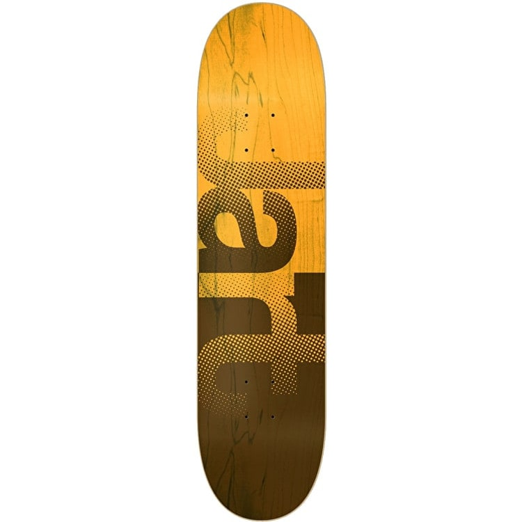 Jart Fog Skateboard Deck - Orange 8.125""