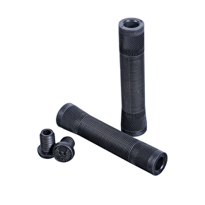 Phoenix Solace Scooter Grips - Black