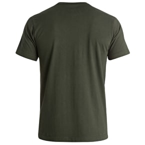 DC Star T-Shirt - Dark Olive