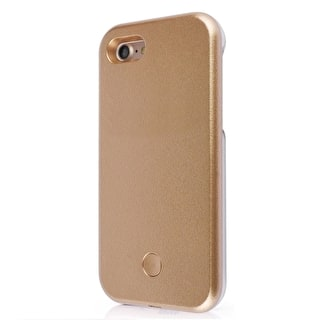 Aero Light Up LED Selfie iPhone Case - Gold
