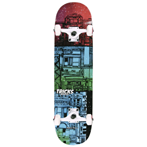 Tricks Brooklyn Mini Skateboard - 7.25