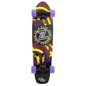 Z-Flex Delerium Complete Cruiser - Purple - 29