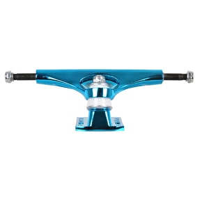 Krux Krome Skateboard Trucks - Blue 8.25