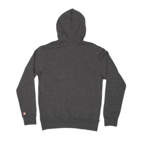 Element Vertical Hoodie - Charcoal Heather