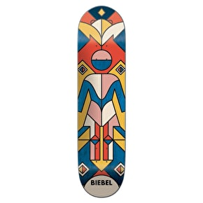 Girl Totem OG Skateboard Deck - Biebel 7.875
