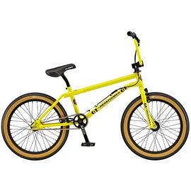 GT 20 M Performer Pro 2019 Complete BMX - Yellow