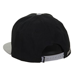 Neff Kenny Kids Cap - Black/Grey
