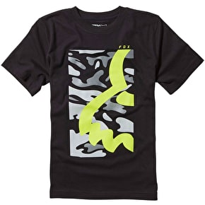 Fox Eyecon Box Kids T-Shirt - Black