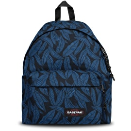 Eastpak Padded Pak'R Backpack - Leaves Blue