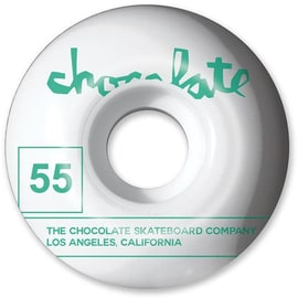 Chocolate Team 99a Skateboard Wheels - 55mm (Pack of 4)