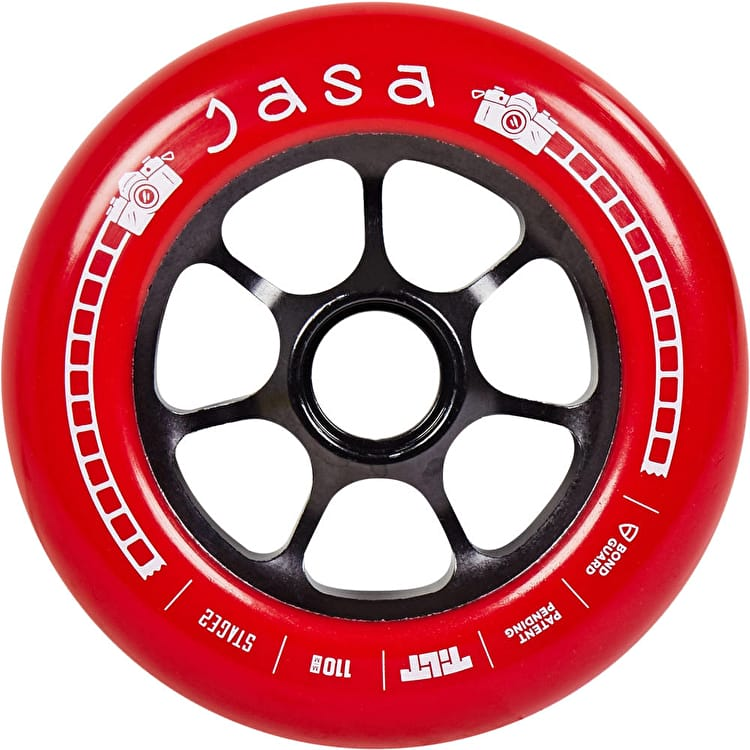 Tilt Jordan Jasa 110mm Signature Scooter Wheel