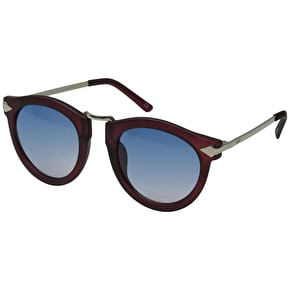 Neff Sweep Sunglasses - Maroon