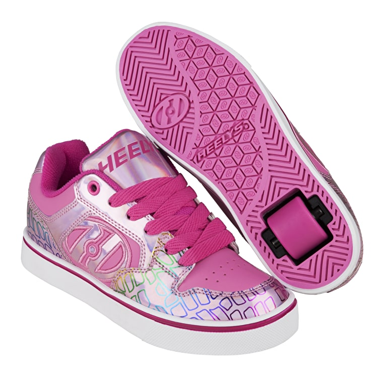 Heelys Motion Plus - Pink/Light Pink/Multi