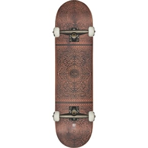 Globe G2 Rug Burn Complete Skateboard - Red 7.75