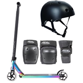 Blunt Envy Prodigy S6 Stunt Scooter Bundle - Oil Slick